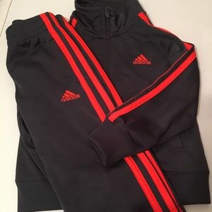 Adidas two piece dry fit outfit